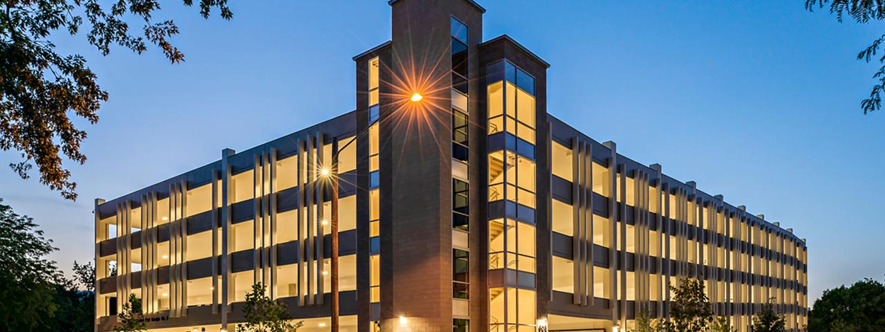 Capital Mall Parking Garage Boise ID